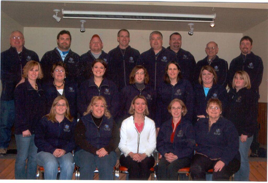 Barneveld Area Rescue Squad 2009